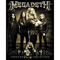 Licences Products Megadeth Band Photo Sticker