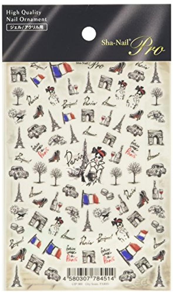 破壊する詩エンジン写ネイルプロ シティアイコンズ -パリ-