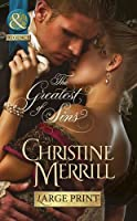 Greatest of Sins (Mills & Boon Historical Romance)