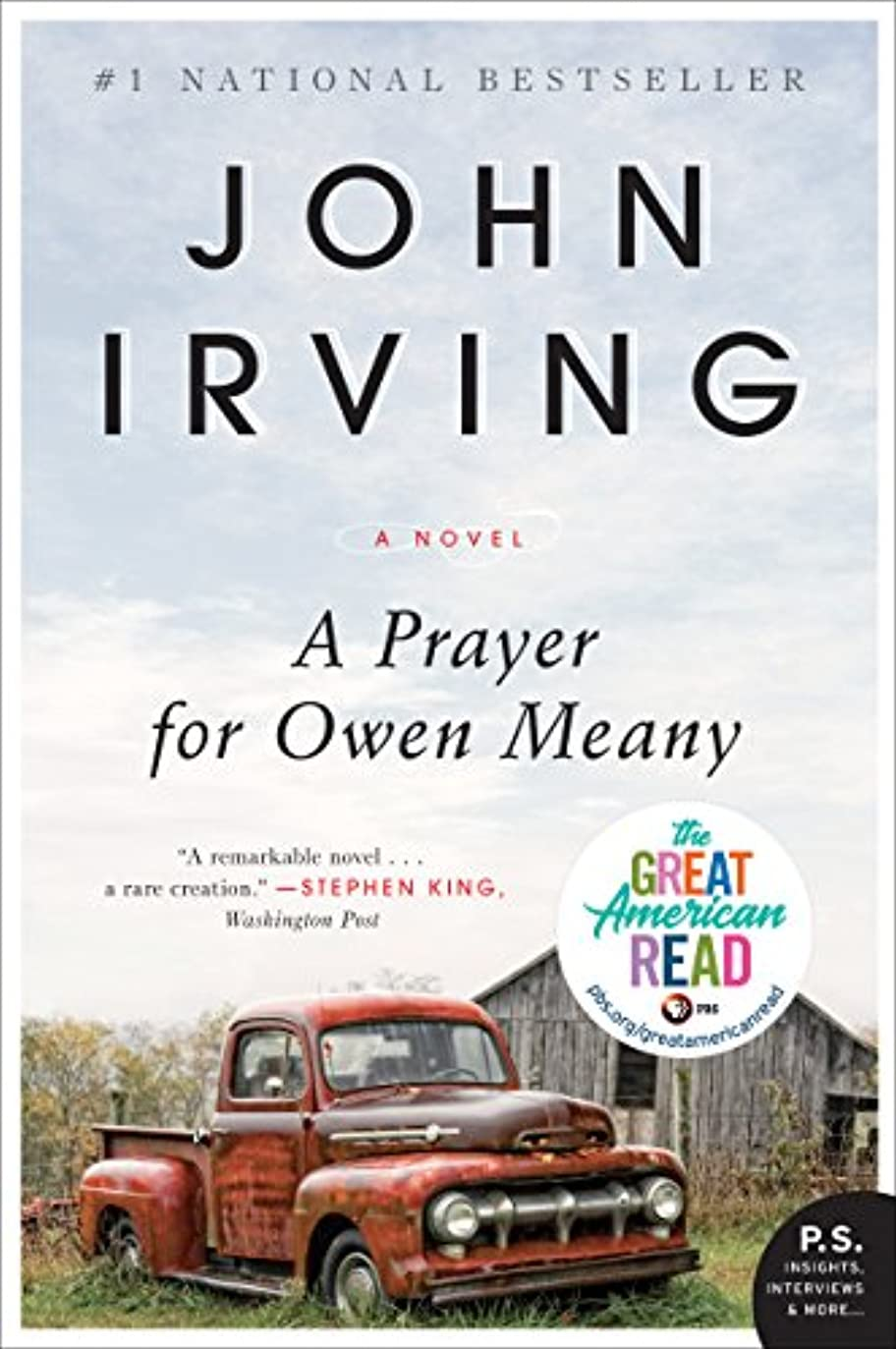 A Prayer for Owen Meany: A Novel (English Edition)