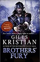 Brothers' Fury (The Bleeding Land) by Giles Kristian(2015-05-05)