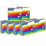 Verbatim バーベイタム 1回記録用 DVD-R 4.7GB 100枚(10Px10個) ホワイトプリンタブル 1-16倍速 片面1層 DHR47JP10V1C