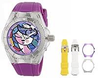 [テクノマリーン]TechnoMarine 腕時計 Interchangeable Strap Watch 113040 ユニセックス [並行輸入品]