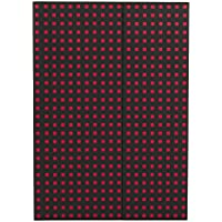 Paperblanks Paper Oh Quadro Black on Red OH9051-9