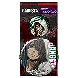 GANGSTA. 缶バッジ&缶ミラーセット ダグ