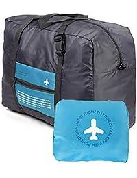 Flushbay 防水トラベルバッグ大容量ストレージバッグ折りたたみハンドバッグポータブルバッグ