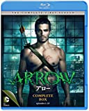 ARROW / アロー 〈ファースト・シーズン〉 コンプリート・ボックス(4枚組) [Blu-ray]