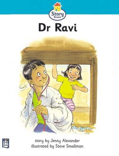 Story Street: Beginner Stage Dr Ravi (SS)の詳細を見る