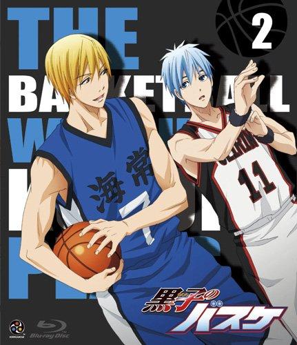 黒子のバスケ 2 [Blu-ray]