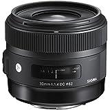 SIGMA 単焦点標準レンズ Art 30mm F1.4 DC HSM シグマ用 APS-C専用 301569