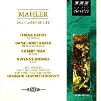 Mahler;Das Klagende Lied