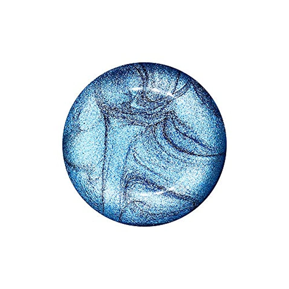 ヒール損傷感度iro gel(イロジェル) ネイルタウンジェル カラーシルクジェル 3g入り シルクジェル スパイダージェル ラインジェル【ブルー】