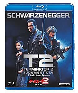 ターミネーター2 特別編(日本語吹替完全版) [Blu-ray]