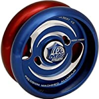 Custom Products MAG Stiletto Yo-Yo - Blue and Red by Custom Products [並行輸入品]