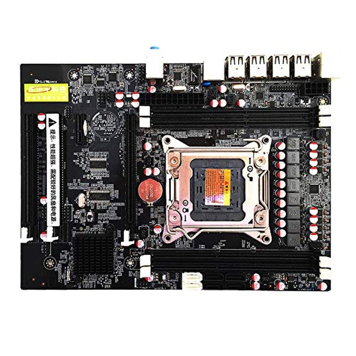 リンス通り再現するOcamo X79 マザーボード CPU RAM コンボ X79 LGA2011 PC マザーボード E5 i7 CPU DDR3 メインボード