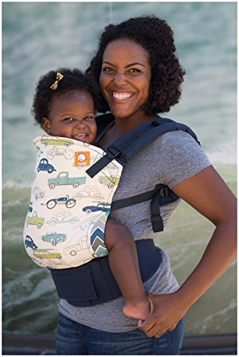 Baby Tula Ergonomic Baby Carrier - Slow Ride