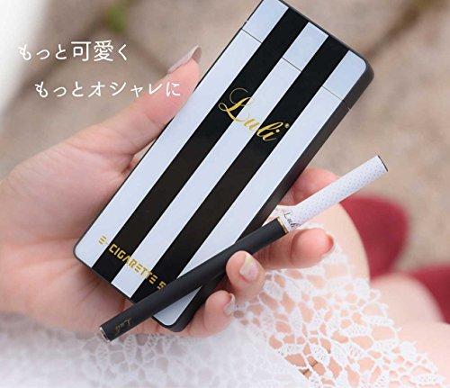 LULI ルリ 女性のための電子タバコ 超お得なリキッド入りカトマイザー18個セット 日本総代理店 女性でもわかりやすい正規日本語説明書