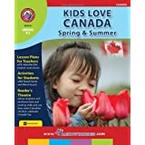 Rainbow Horizons Z39 Kids Love Canada Spring & Summer - Grade K to 2