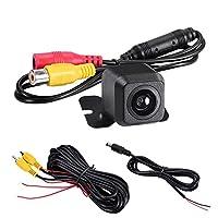 Yescom防水車のリアビューReverseバックアップカメラ Non-Night-Version Waterproof 33CAM003-304-06