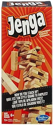 Jenga A2120EU4 Hasbro Classic Game