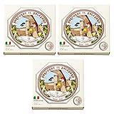 [イタリアお土産] パンフォルテクッキー 3箱セット (海外 みやげ イタリア 土産)