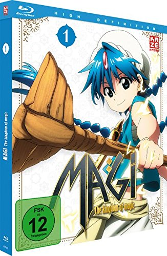 Magi - The Kingdom of Magic - Box 1