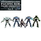 カプセルOne パシフィック・リム フィギュアコレクション Vol.1 全5種セット