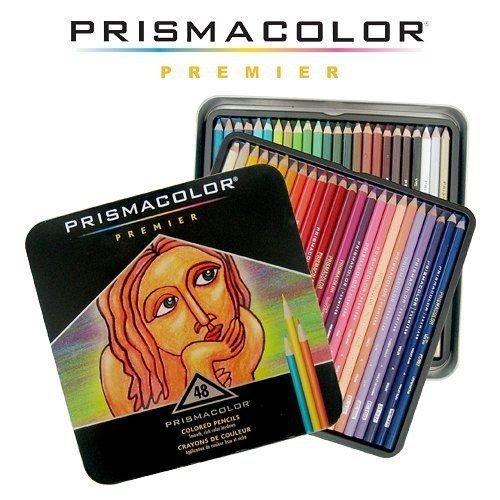 サンフォード プリズマカラー色鉛筆 48色セット