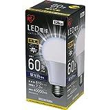 アイリスオーヤマ LED電球 E26 広配光 60形相当 昼光色 LDA7D-G-6T4