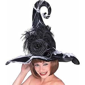 Adult Witch Hat 大人用魔法使いの帽子♪ハロウィン♪サイズ:One-Size