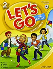 Lets Go 4th Edition Level 2 Student Book with Audio CD Pack (Let's