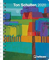 Ton Schulten 2020 Buchkalender Deluxe