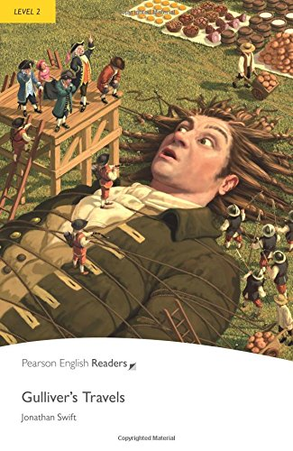 Penguin Readers: Level 2 GULLIVER'S TRAVELS (Penguin Readers, Level 2)の詳細を見る