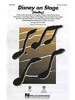 Disney On Stage - Medley (2-Part/Piano) / ディズニー・オン・ステージ - メドレー(2部/ピアノ). For 合唱, 2部合唱, ピアノ伴奏