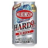 アサヒ ウィルキンソン ハードナイン 無糖 ドライ(350ml×24本)×3箱