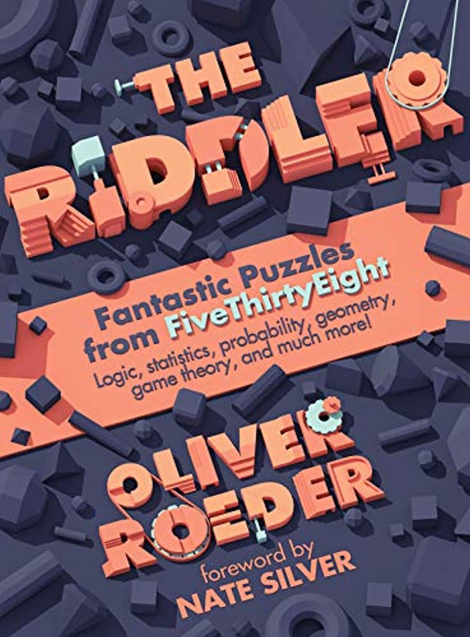 The Riddler: Fantastic Puzzles from FiveThirtyEight (English Edition)