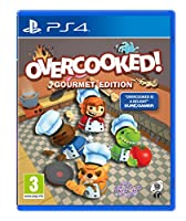 Overcooked: Gourmet Edition (PS4) (輸入版)