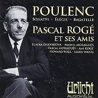 Poulenc -- Pascal Roge et ses amis by Pascal Roge (piano)