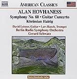 Hovhaness: Symphony No.60, Guitar Concerto