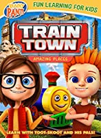 Train Town: Amazing Places [DVD]