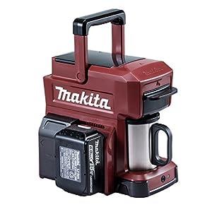 マキタ(Makita) 充電式コーヒーメーカー(オーセンティックレッド) CM501DZAR