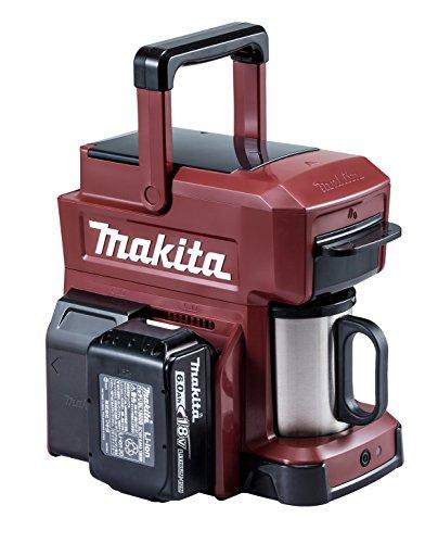 マキタ(Makita) 充電式コーヒーメーカー(レッド) バッテリ・充電器別売 CM501DZAR