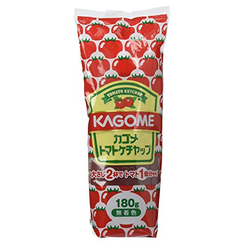 カゴメ トマトケチャップ 180g