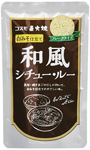 コスモ食品 直火焼 和風シチュールー 110g