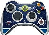 NHL Winnipeg Jets Xbox 360ワイヤレスコントローラスキン???Winnipeg Jets JerseyビニールデカールスキンあなたのXbox 360ワイヤレスコントローラ