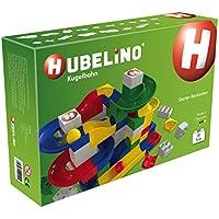 Hubelino - Circuits de Billes - Jeu d'apprentissage et construction Kit Toboggan - 85 pièces - à partir de 3 ans