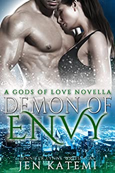 Demon of Envy (Gods of Love Book 5) by [Katemi, Jen, Lynne, Jennifer]