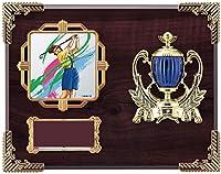 WIN シールド楯【ゴルフ女子】CAL-5807