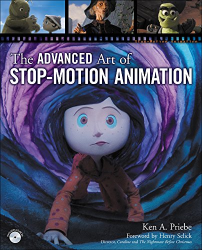 Download The Advanced Art of Stop-Motion Animation 1435456130