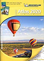 Michelin North America Large Format Atlas 2020: USA, Canada and Mexico (Michelin Road Atlases)